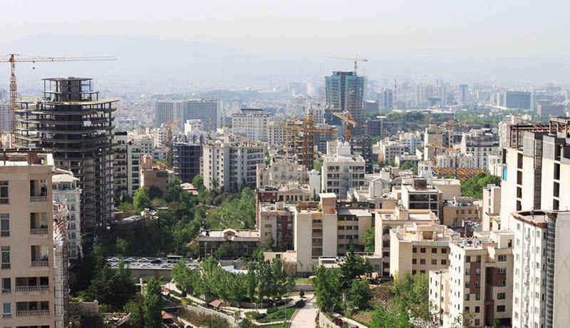 محدوده غرب تهران کجاست؟