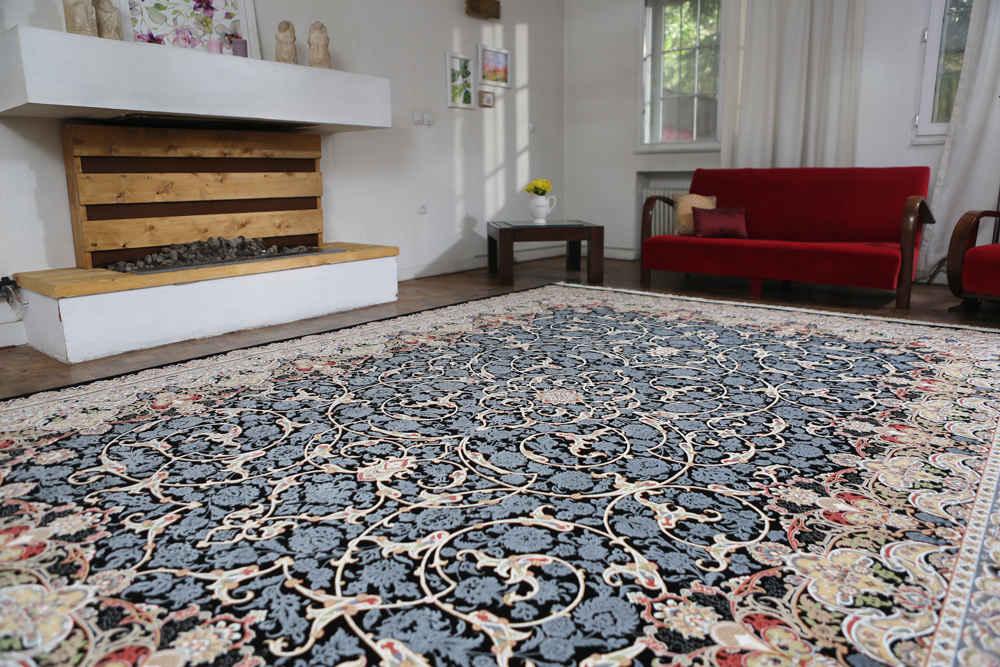 خدمات قالیشویی فرش دستباف