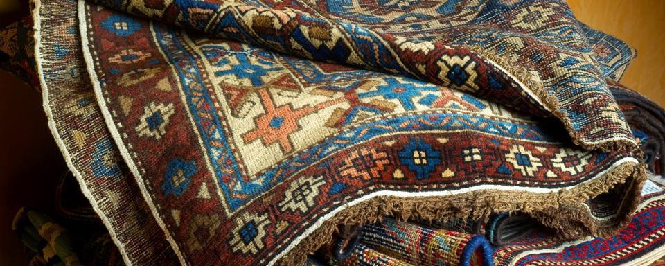 حساسیت فرشهای دستباف