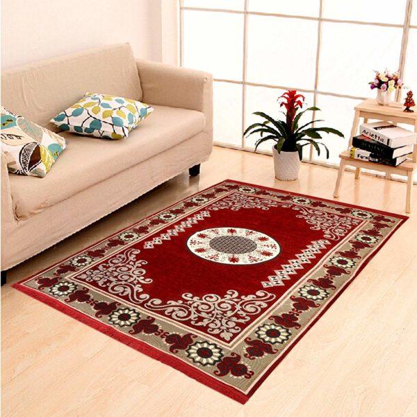 مرحله شستشوی فرش در قالیشویی