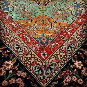 اهمیت فرش ایرانی