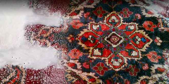 جاروکشی و شستشوی به موقع قالی ها