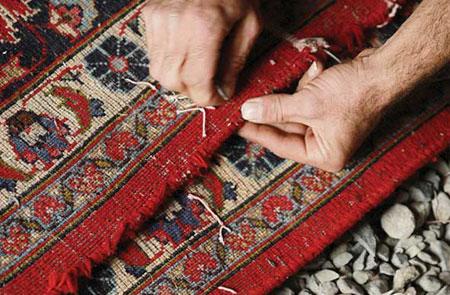 انتخاب فرش با اندازه مناسب
