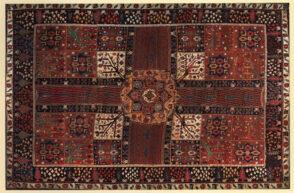 فرش ایرانی در تاریخ معاصر