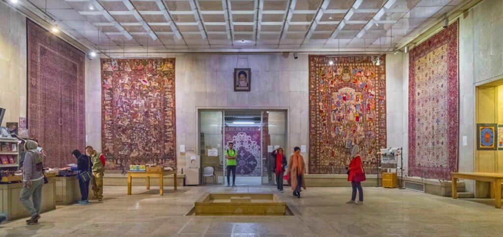 معروفترین فرشهای ایرانی در جهان