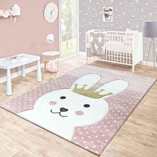 رنگ فرش اتاق کودک