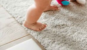 قالیشویی کودکان