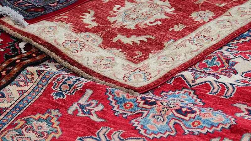 قالیشویی دستبافت در نیاوران تهران در کجا قرار دارد؟