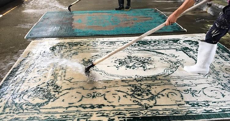مراقبت از فرش ابریشمی