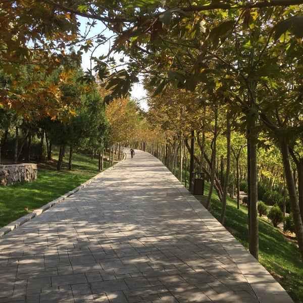پارک ایران زمین در شهرک غرب