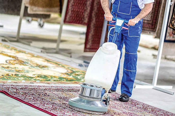 قالیشویی محله تجریش