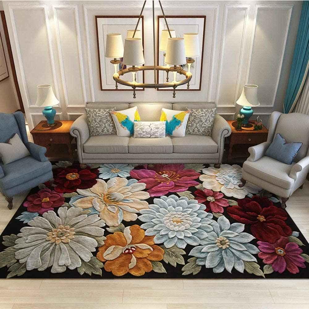 شستشوی حرفه ای فرش با قالیشویی توحید در منطقه زعفرانیه