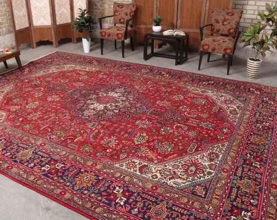 شستشوی انواع فرش با قالیشویی توحید در منطقه پونک