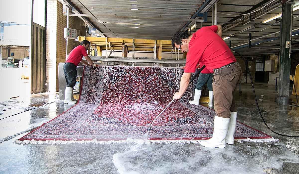 قالیشویی تجریش تهران