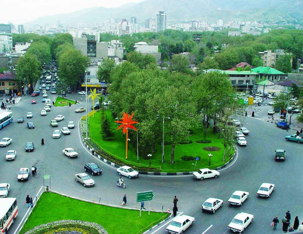 تاریخچه محله تجریش