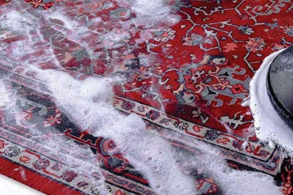 قالیشویی در زمستان به چه صورت می باشد