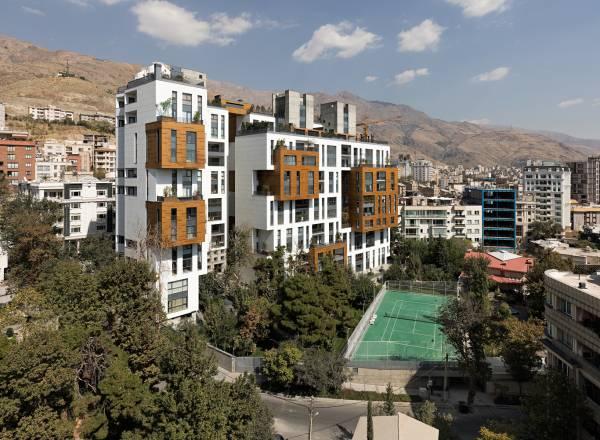 زعفرانیه یکی از مناطق لوکس شمال شهر تهران