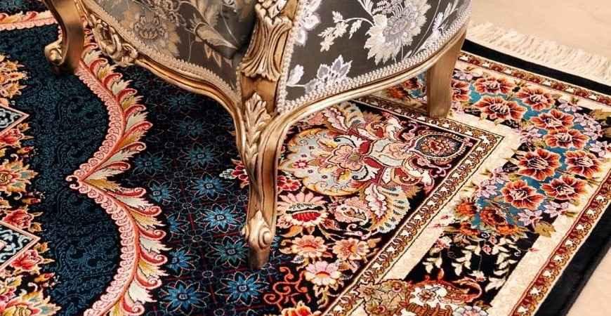 شستشوی فرش نجس شده در قالیشویی