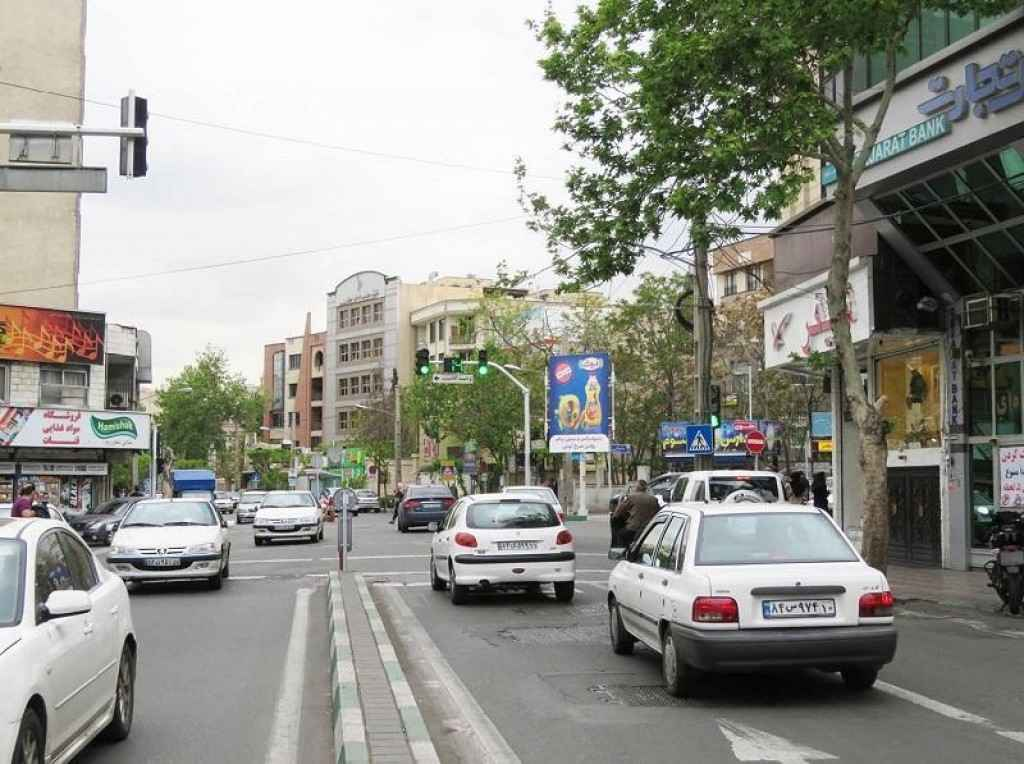 محدوده دولت (خیابان کلاهدوز) کجاست؟