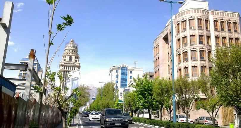 محدوده جردن  کجاستو در کجای شهر تهران قرار گرفته است