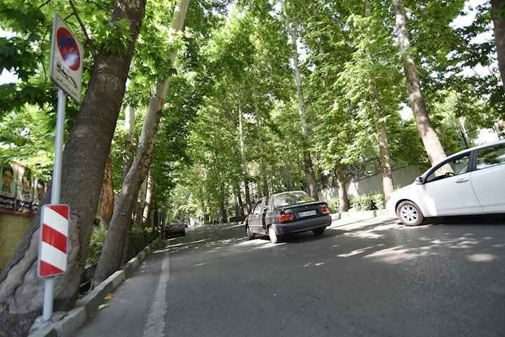 محمودیه کجاستو در کجای شهر تهران قرار گرفته است