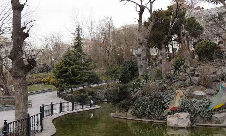 پارک ایران زمین عظیمیه