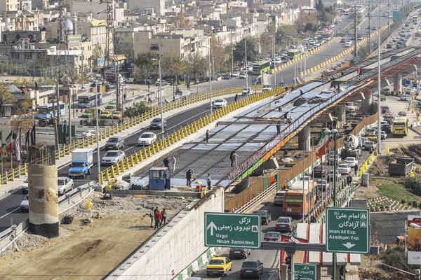 لشکرک تهران کجاستو در کجای شهر تهران قرار دارد