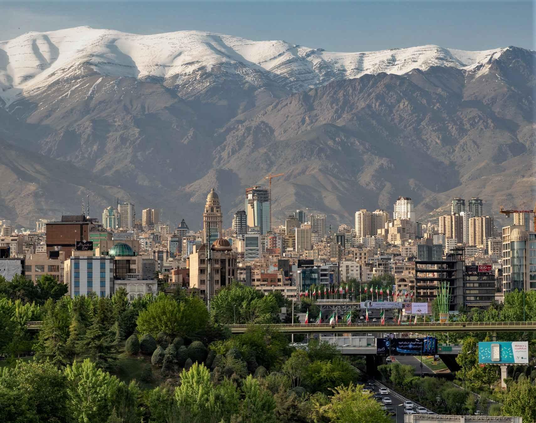 محدوده فرمانیه تهران کجاست؟