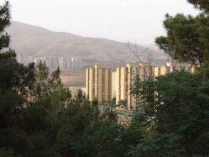 محله سوهانک تهران کجاست؟