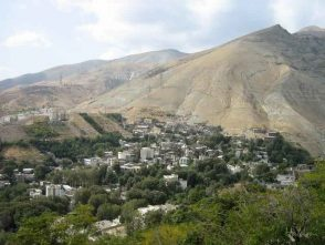 محله اوین تهران کجاست؟