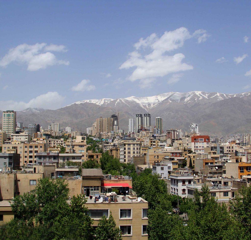 محله زرگنده تهران کجاست؟