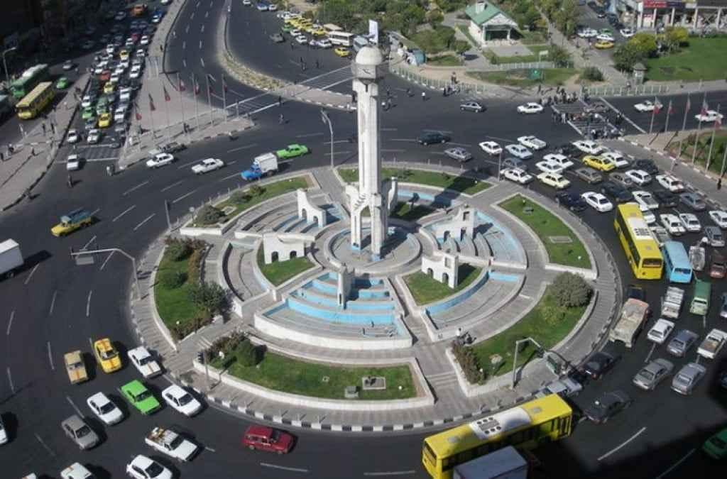 محله صادقیه تهران کجاست؟