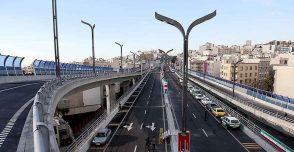 محدوده پل صدر کجاست؟