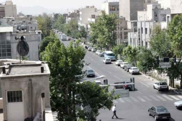 محله نیرو هوایی تهران کجاست؟