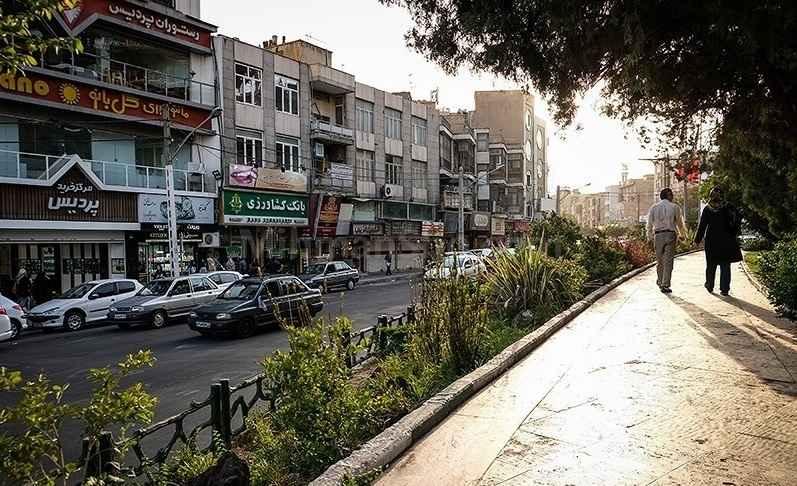 محله ستارخان تهران کجاست؟