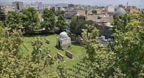 محله قلهک تهران کجاست؟